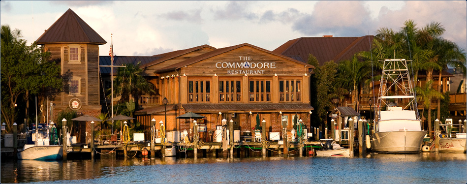 Stunning Views Of Key West The Commodore Waterfront Restaurant